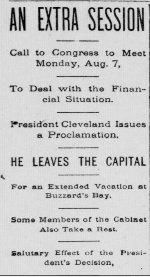 Presidents in the news Hoosier State Chronicles Indianas