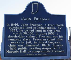 John Freeman Side 1