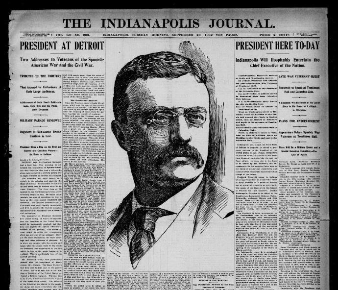 Indianapolis Journal, September 23, 1902