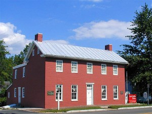Levi Coffin House Historic Site