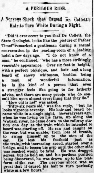John Collett -- Indianapolis Journal December 14 1884
