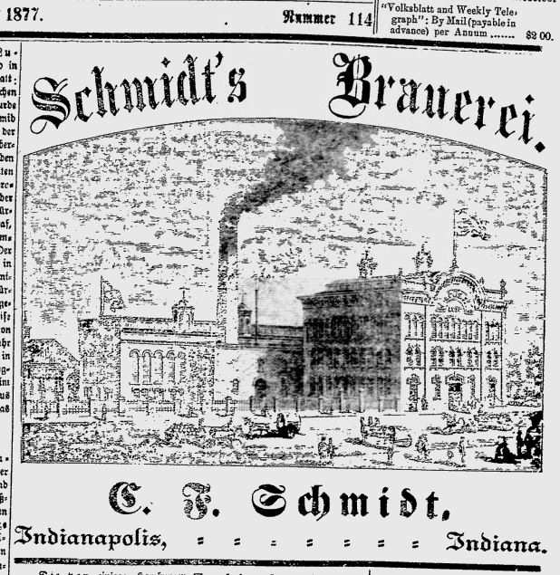 Taglicher Telegraph January 1 1877 (1)