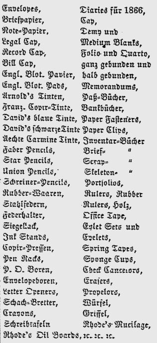 Taglicher Telegraph October 25 1866 (1)