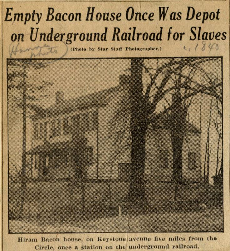 hiram bacon house