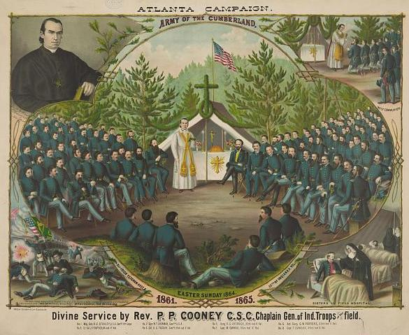 notre dame civil war rev pp cooney