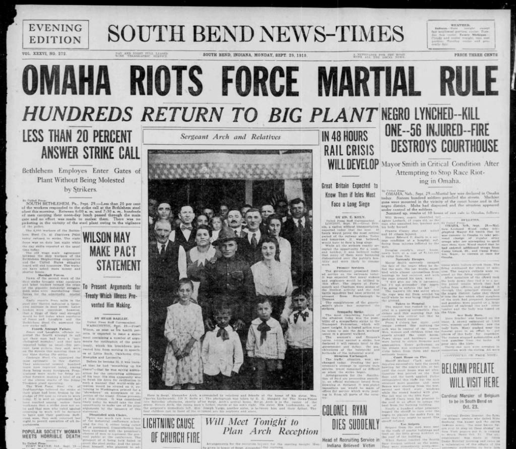 Alexander Arch SB News Times September 29 1919 (1)