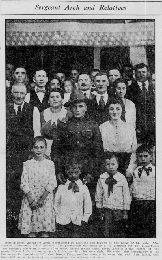 Alexander Arch SB News Times September 29 1919 (2)