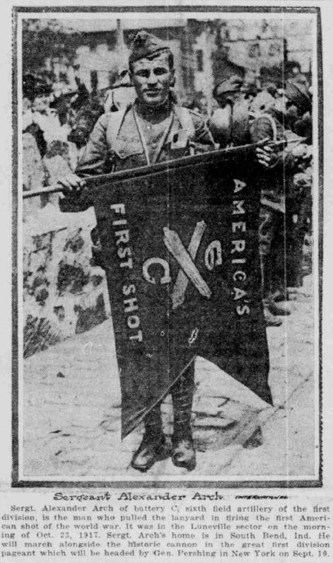 Alexander Arch SB News Times September 9 1919 (2)