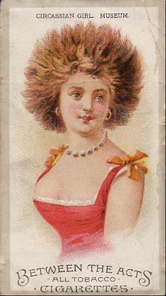 Circassian Girl ad