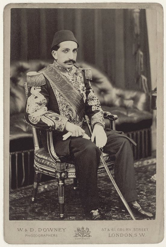 Sultan Abdul Hamid II