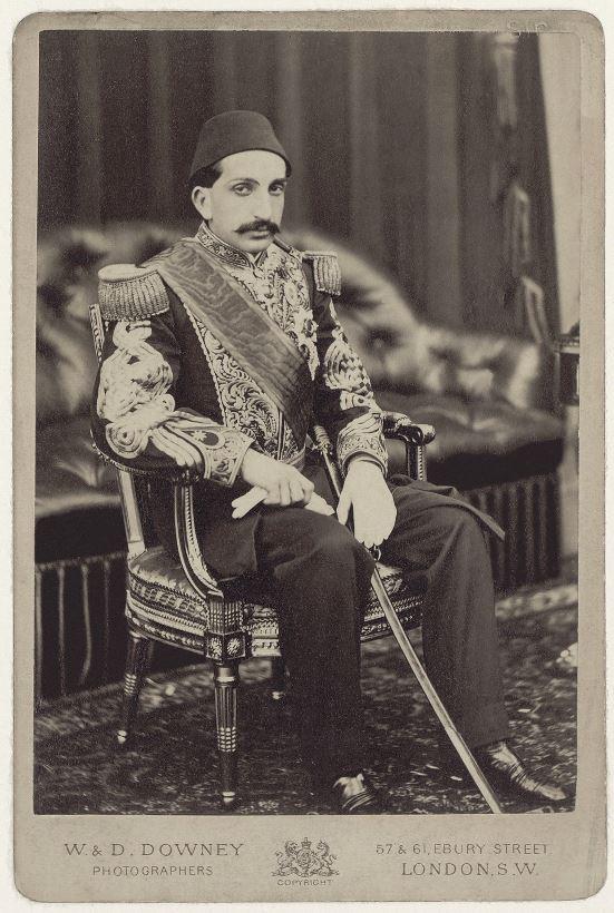 Sultan Abdul Hamid II