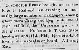 Terre Haute Weekly Express September 22 1869