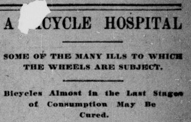 bicycle hospital