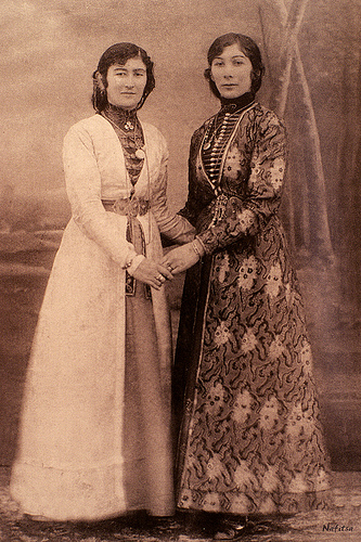 circassian women 2