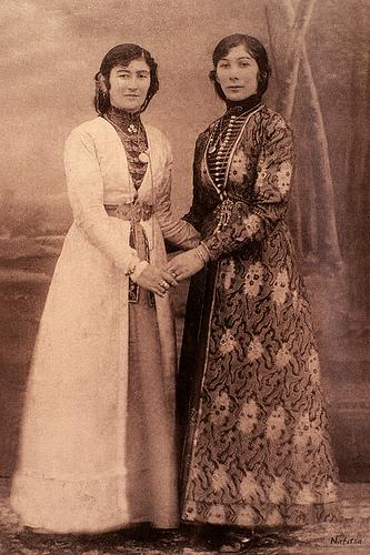 circassian women 2