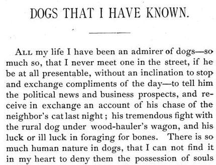 george harding - dogs