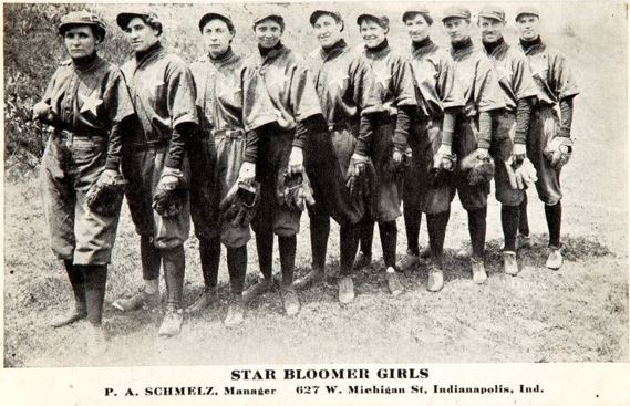 star bloomers ca 1900