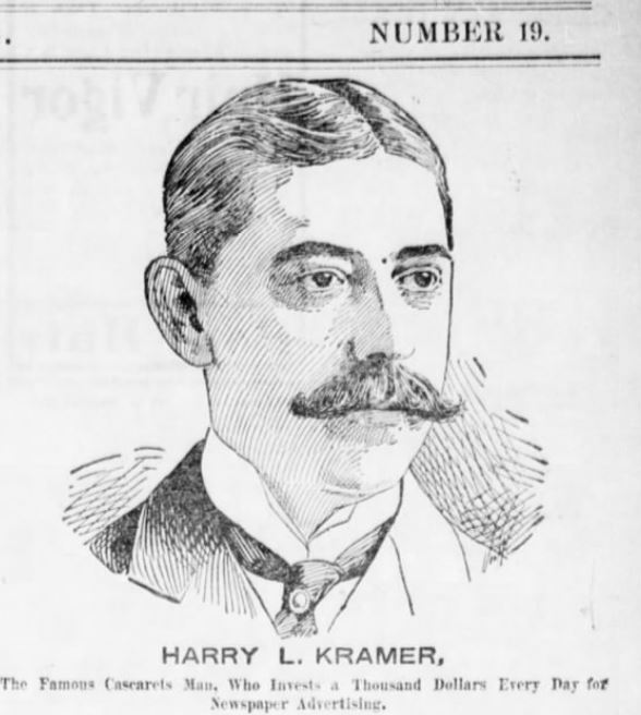 Harry L Kramer - Fair Play Sainte Genevieve Missouri September 17 1904