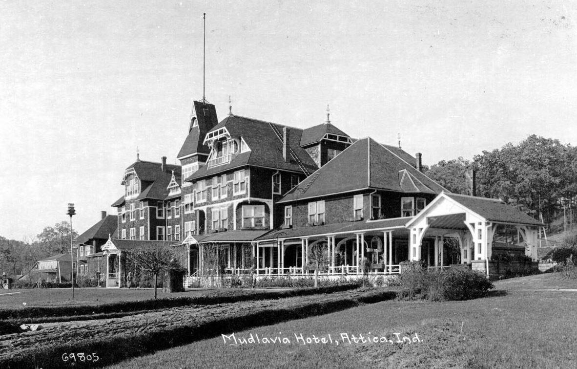 Mudlavia Hotel 7