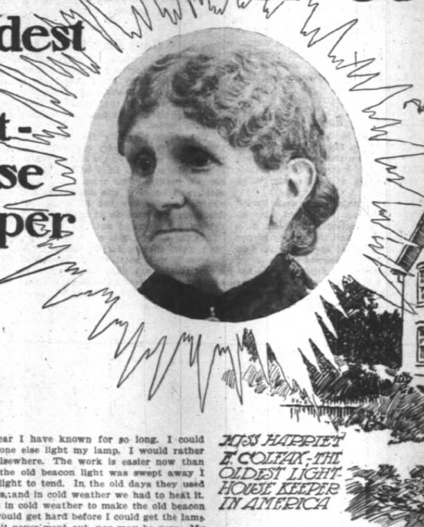 Harriet A Colfax - Chicago Daily Tribune October 2 1904 (2)