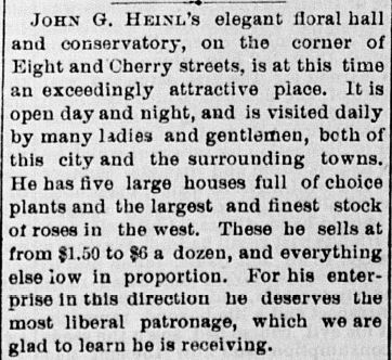 Terre Haute Saturday Evening Mail - May 3 1879