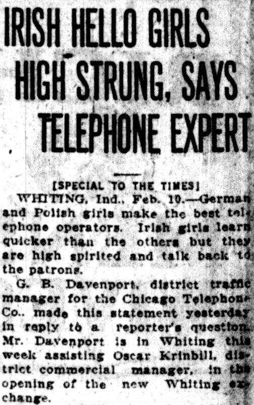 Lake County Times, February 10, 1923 (1)
