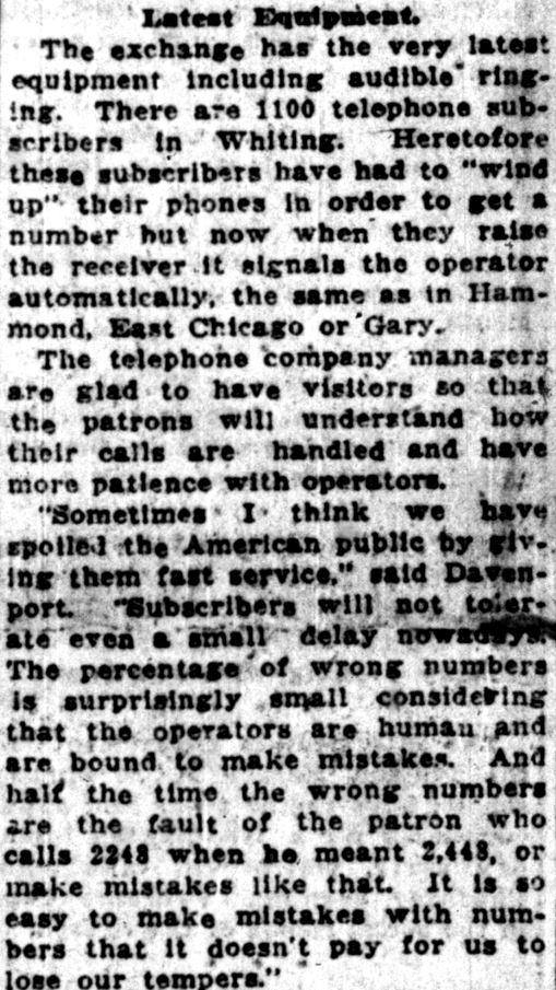 Lake County Times, February 10, 1923 (3)