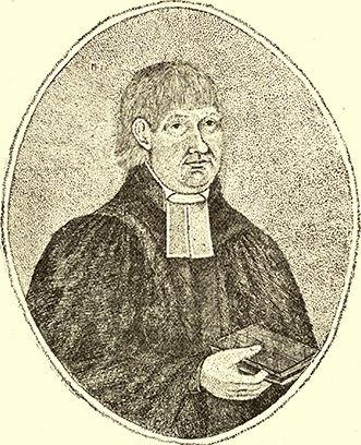 Rev Paul Hinkel