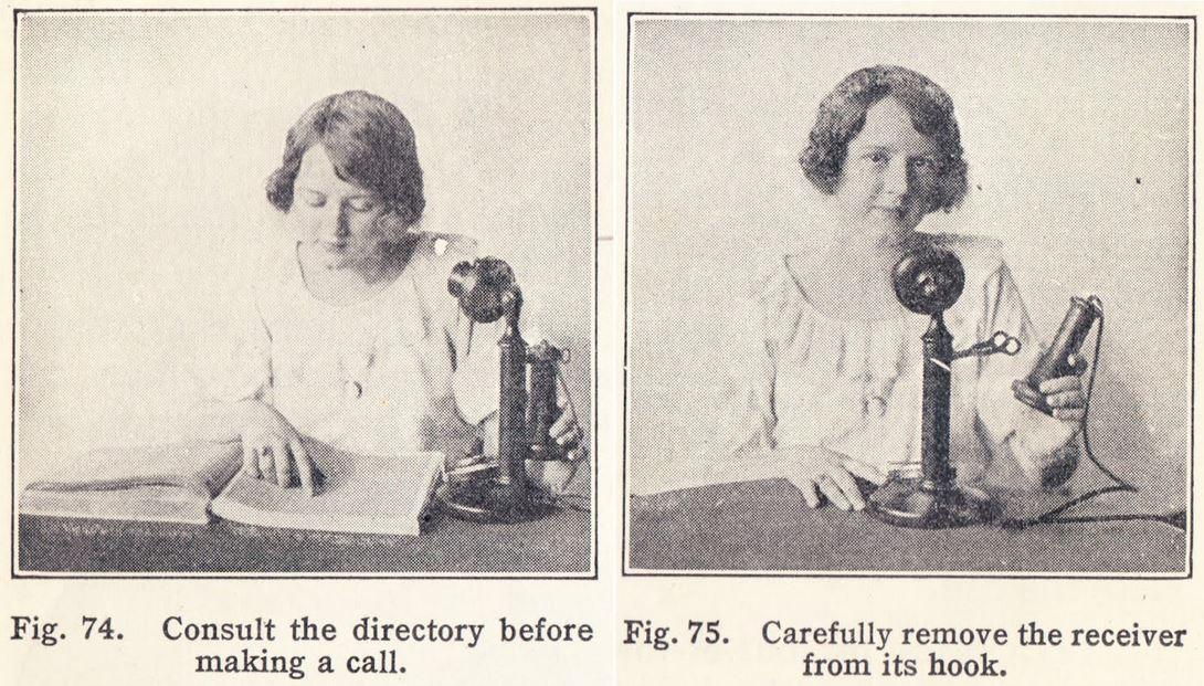 telephone 1920s 4