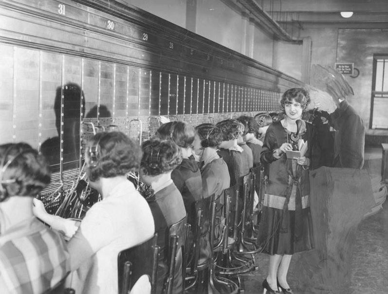 telephone 1920s 5