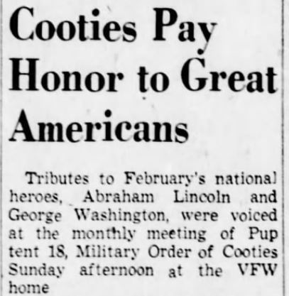 Altoona Tribune, February 13, 1950