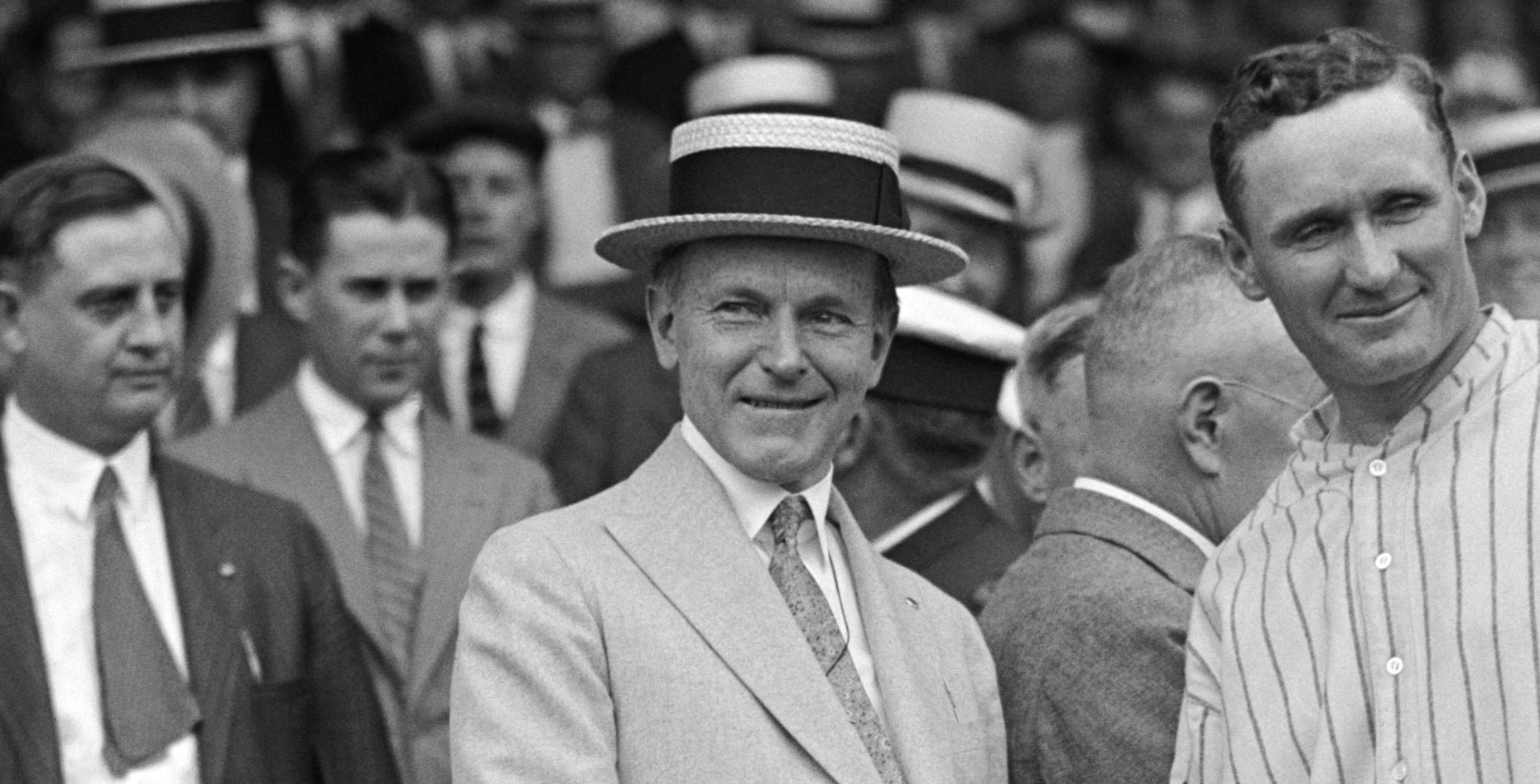 Calvin Coolidge 3