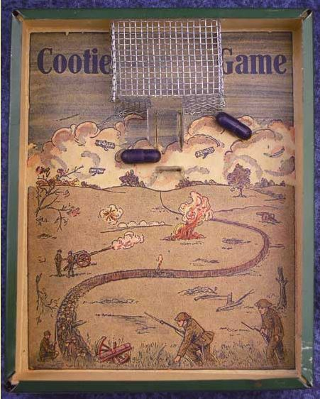 Cooties Game (3), 1920 -- Anglo Boer War Museum