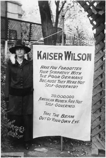 Kaiser Wilson, 1916