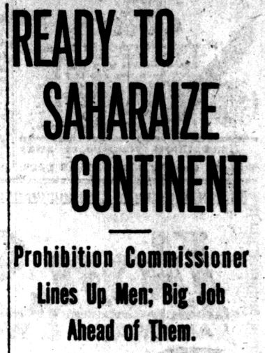 Lake County Times, January 15, 1920