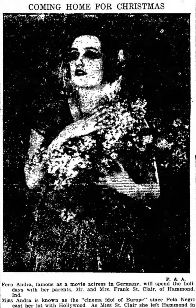 Lincoln Evening Journal, Lincoln, Nebraska, December 22, 1923