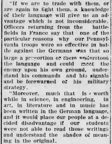 Mount Carmel Item (Mount Carmel, Pennsylvania), May 6, 1919 (2)