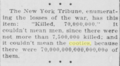 South Bend News-Times, July 6, 1919