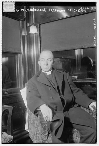 George Mundelein, circa 1916