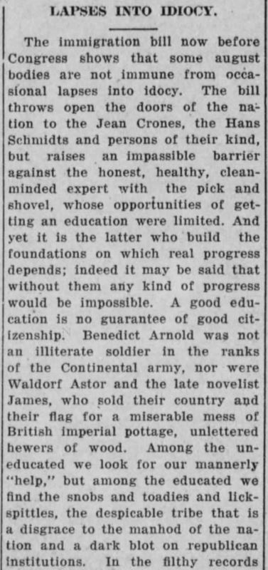 Kentucky Irish American (Louisville, KY), April 15, 1916 (1)