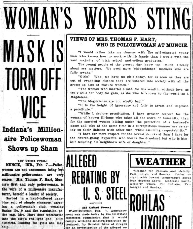 Lake County Times, February 7, 1914 (2)