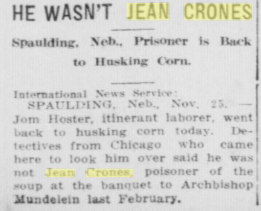 South Bend News-Times, November 25, 1916