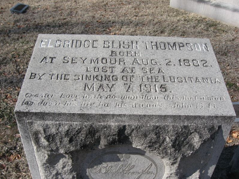 Thompson grave 1