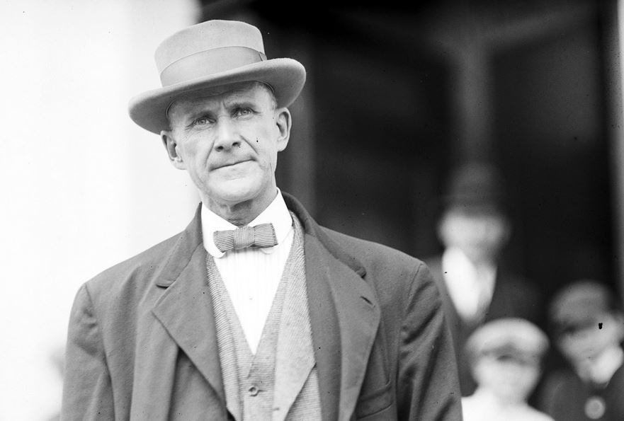 Socialist Party | Hoosier State Chronicles: Indiana's ... Eugene Debs