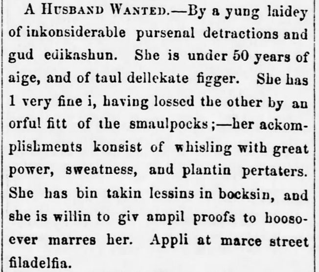 Evening Star (Washington, D.C.), March 11, 1853