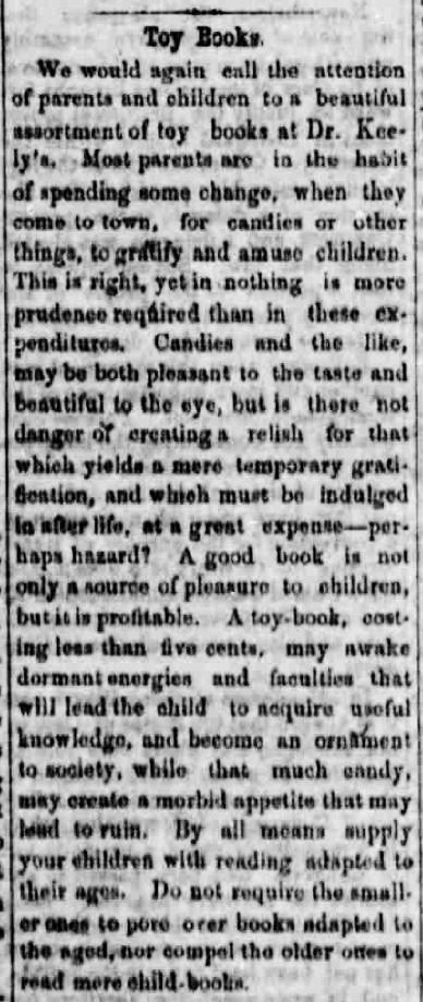 Indiana American (Brookville), February 8, 1856