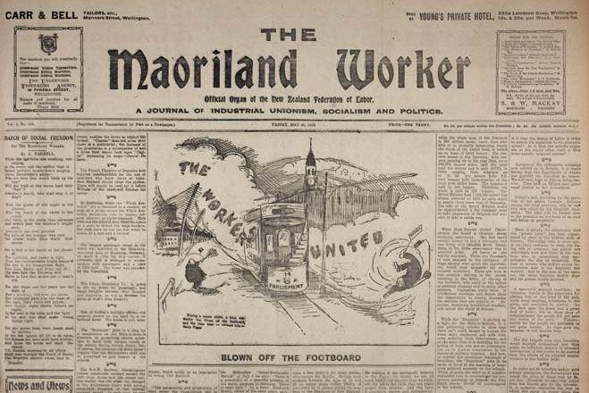 Maoriland Worker 2