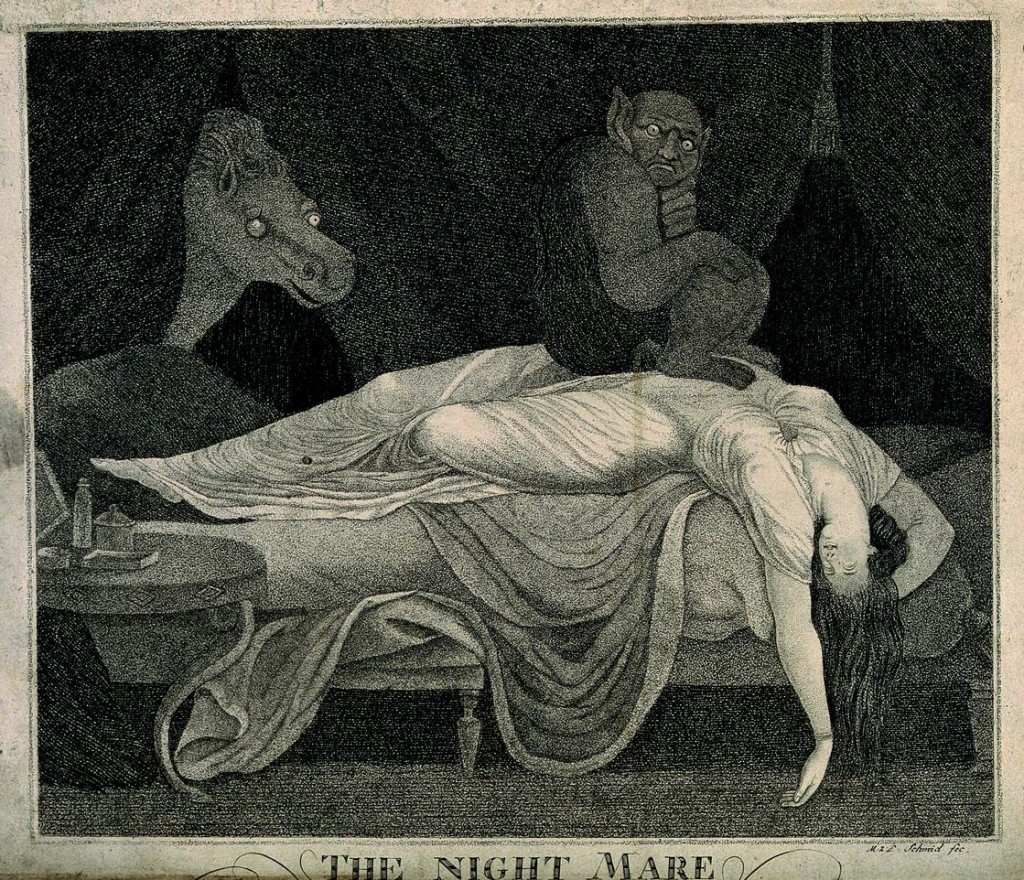 Nightmare -- Fuseli