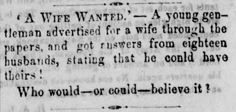 Reading Times (Reading, Pennsylvania), February 26, 1863 (2)