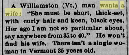 Terre Haute Saturday Evening Mail, January 25, 1873